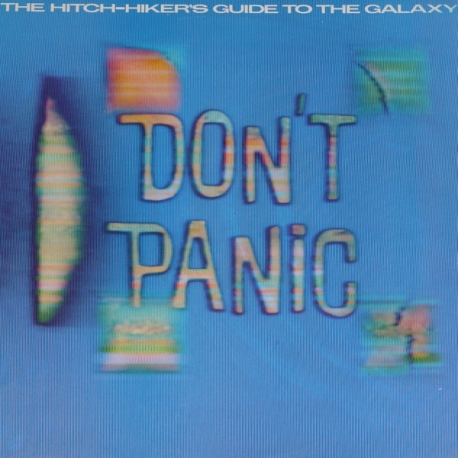 Douglas Adams - The Hitch-Hicker's Guide To The Galaxy