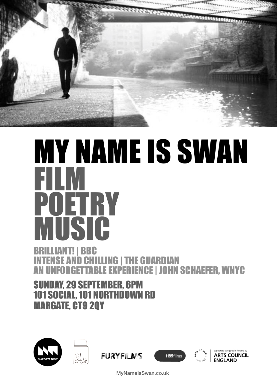MY NAME IS SWAN | Margate
